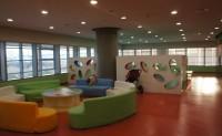 浦东有一个漂亮的儿童图书馆!