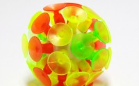 自创多用黏黏球游戏