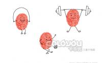 [转]儿童手指画作品:表情和动作